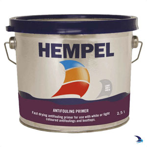 Hempel - Antifouling Primer (2.5 litres) Light Grey